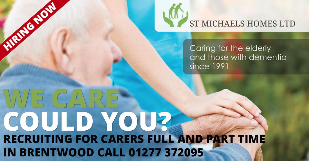 St Michaels Homes Ltd | Dementia Care |Nursing home